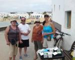 36-CAMPAÑA DE PIEL EN LA GRACIOSA 2011