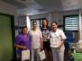CAMPAÑA DEL CANCER DE PIEL EN HOSPITAL DE DIA DEL HOSPITAL DR. JOSE MOLINA OROSA