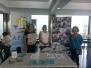 Campaña donación médula con los sanitarios