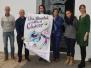 CAMPAÑA POR EL DIA MUNDIAL CONTRA EL CANCER EN EL CABILDO Y AYUNTAMIENTOS DE LA ISLA