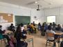 """CHARLA EN EL CEIP DR. ALFONSO SPÍNOLA """"Día Internacional del Cáncer Infantil"""""""