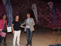 Día Mundial contra el Cáncer de Mama en el Castillo de San Gabriel, (15)