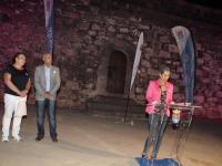 Día Mundial contra el Cáncer de Mama en el Castillo de San Gabriel, (17)
