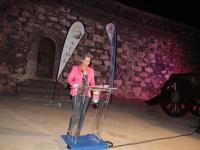 Día Mundial contra el Cáncer de Mama en el Castillo de San Gabriel, (19)