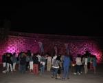Día Mundial contra el Cáncer de Mama en el Castillo de San Gabriel, (6)
