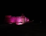 Día Mundial contra el Cáncer de Mama en el Castillo de San Gabriel, (4)