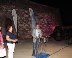 Día Mundial contra el Cáncer de Mama en el Castillo de San Gabriel, (7)