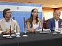 PRESENTACION Y ENTREGA DEL ESTUDIO DE IMPLANTACIÓN DE LA RADIOTERAPIA EN LANZAROTE